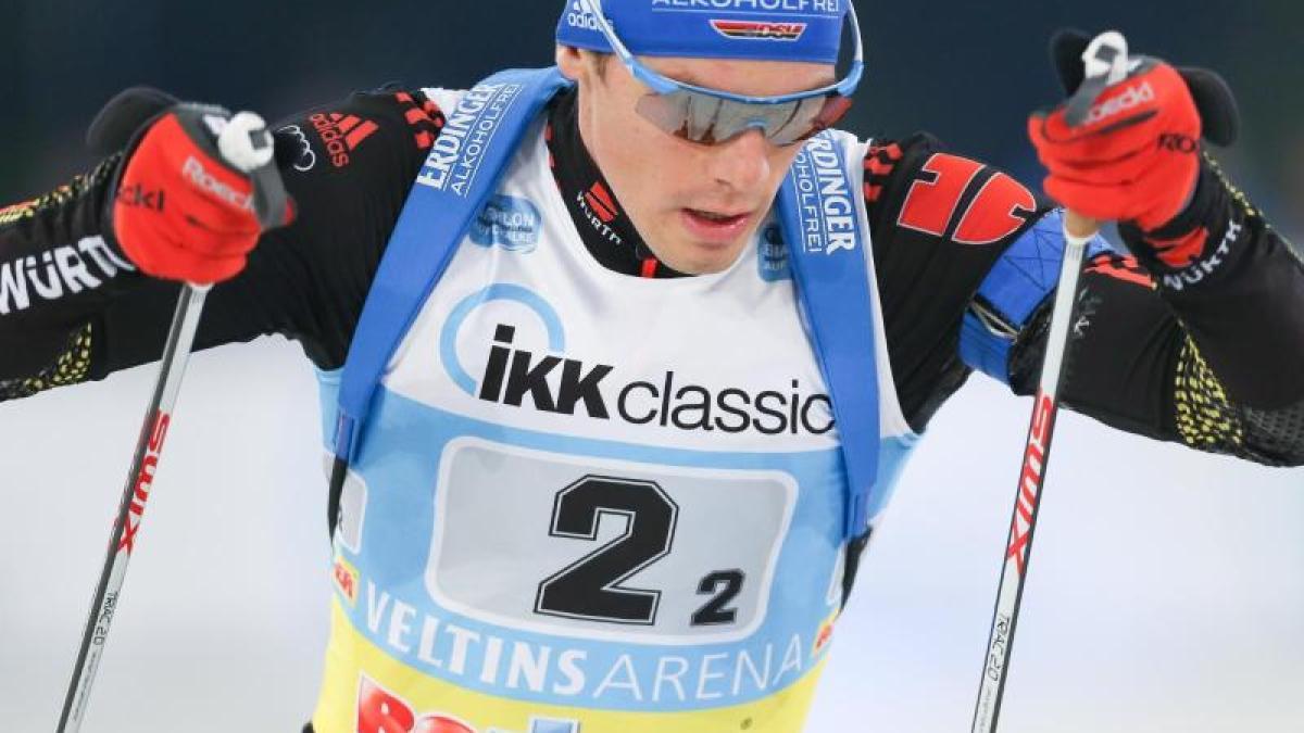 biathlon heute wann