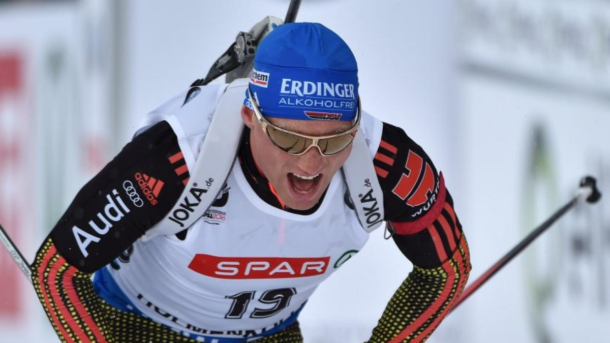 zdf biathlon live