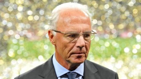 Franz Beckenbauer war der Ok-Chef der WM 2006. Foto:Marc Mueller