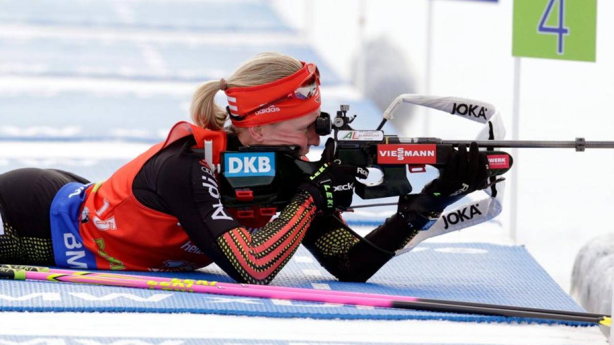Biathlon Heute Im Fernsehen