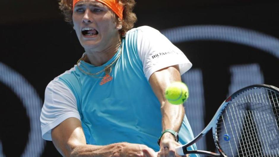 Tennis Bruder Alexander Zverev Davis Cup Mit Mischa Etwas Ganz