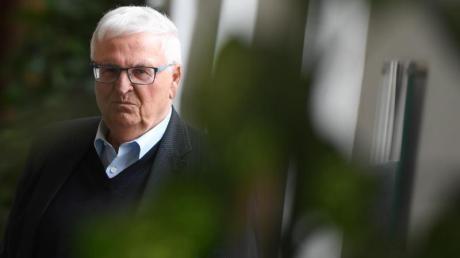 Ex-DFB-Präsident Theo Zwanziger griff den DFB an. Foto: Arne Dedert