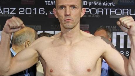 Boxer Jürgen Brähmer steigt bald wieder in den Ring.