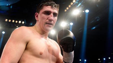 Muss sich im Kampf gegen Alexander Usyk mit der Außenseiterrolle begnügen: Boxer Marco Huck.