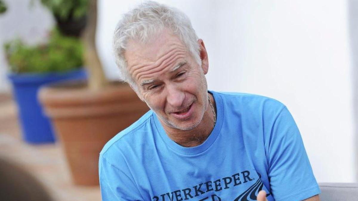 tennis legende mcenroe kann sich r ckkehr in trainerjob vorstellen sonstige sportarten. Black Bedroom Furniture Sets. Home Design Ideas