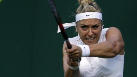 Ist mit einem Sieg in die Saison gestartet: Tennisspielerin Sabine Lisicki.