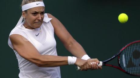 Sabine Lisicki hat sich nicht für Wimbledon qualifiziert.