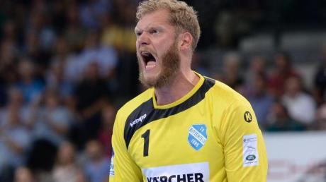 Torwart Johannes Bitter bleibt beim TVB Stuttgart. Foto: Deniz Calagan