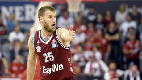Beendete seine aktive Basketball-Karriere: Anton Gavel. Foto: Andreas Gebert