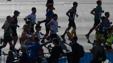 In Berlin sind bisher elf Marathon-Weltrekorde aufgestellt worden.