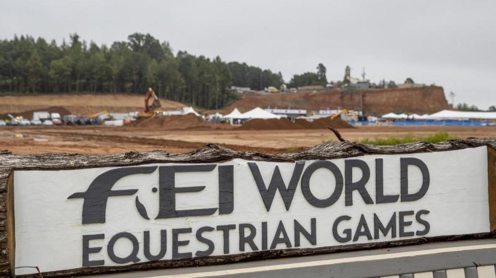 Turnier in Tryon: Pferdesport-WM auch in der zweiten Woche