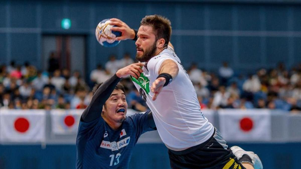 Handball-WM: Handball-WM 2019: Spielplan, Modus ...