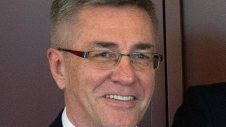 Siegfried Kaidel bleibt Präsident des Deutschen Ruderverbandes. Foto: Soeren Stache