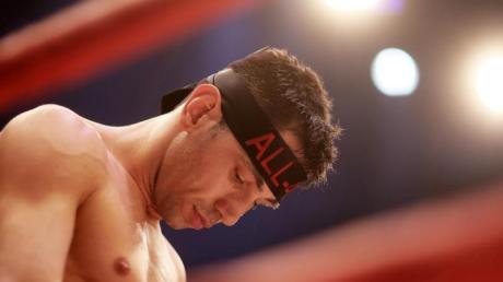 Felix Sturm wurde nach dem Sieg im WM-Titel-Kampf 2016 im Supermittelgewicht positiv auf Stanozolol getestet. Foto: Fredrik Von Erichsen