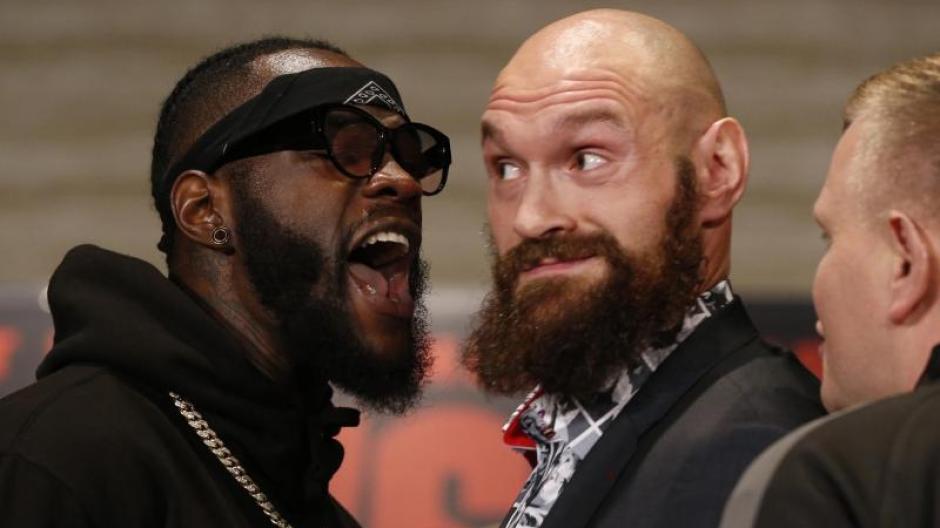 Boxen Live Deontay Wilder Vs Tyson Fury 2 Alle Infos Zum