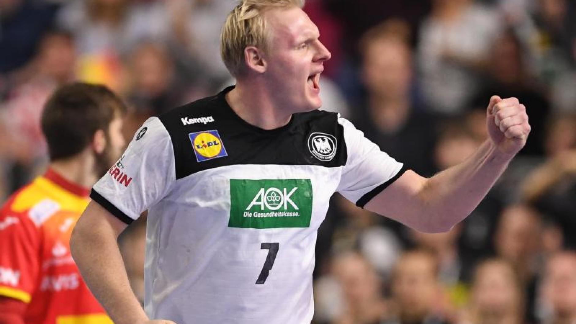 Handball Halbfinale Tv