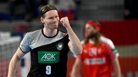 Zurück im DHB-Team: Tobias Reichmann. Foto: Monika Skolimowska