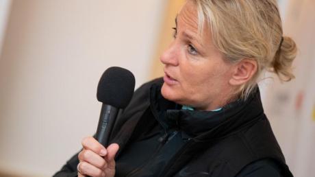 Barbara Rittner übt Kritik an der Fed-Cup-Reform. Foto:Daniel Karmann
