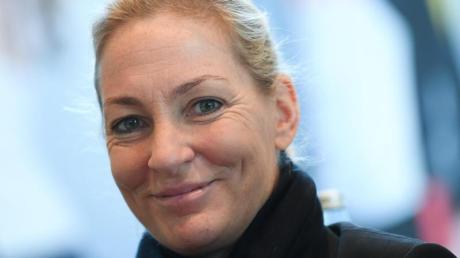 Vermisst Spielerinnen mit Biss, die sich plagen wollen: Damentennis-Chefin Barbara Rittner. Foto:Arne Dedert