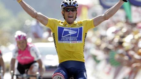 Die sieben Toursiege von Lance Armstrong von 1999 bis 2005 wurden nach dem Dopingskandal gestrichen.