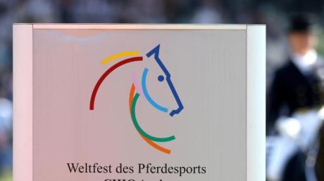 Der CHIOgilt im Pferdesport als das Maß aller Dinge: Das Logo des Reitsport-Klassikers. Foto: Rolf Vennenbernd