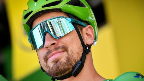 Mehr als nur ein Radprofi: Branchen-Superstar Peter Sagan.