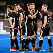 Der zweite EM-Test ist der deutschen Hockey-Nationalmannschaft geglückt. Foto: Frank Uijlenbroek/Worldsportpics