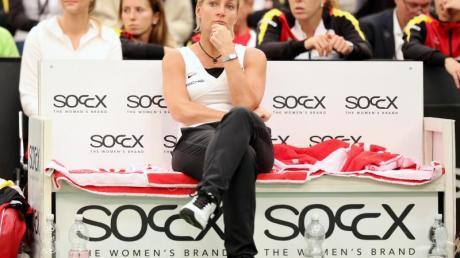 Barbara Rittner ist die Chefin des Fed-Cup-Teams. Foto: Jan Woitas