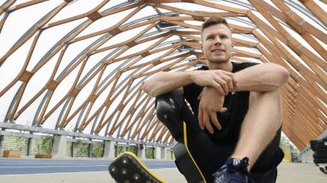 Will in Tokio 2020 zum Rekord springen: Markus Rehm.