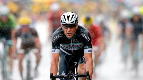 Alessandro Petacchi wurde von der UCI für zwei Jahre gesperrt.