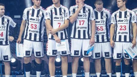 Die Spieler des THW Kiel steht eine strapaziöse Reise bevor. Foto: Marius Becker
