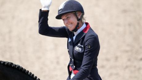 Geht in Luhmühlen als EM-Titelverteidigerin an den Start: Ingrid Klimke.