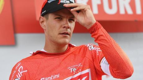 Hat sich den Sieg der Deutschland Tour gesichert: Der Belgier Jasper Stuyven.