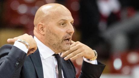 Ist nicht mehr Coach von Serbiens Basketballern: Sasa Djordjevic. Foto: Matthias Balk