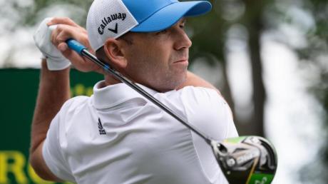 Der 39-jährige spanische Golfstar Sergio Garcia gewinnt Golf-Turnier in Amsterdam. Foto: Sven Hoppe