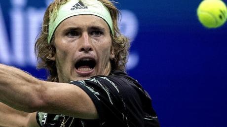 Alexander Zverev wird das deutsche Team beim ATP-Cup anführen. Foto: Javier Rojas/Pi/Prensa Internacional via ZUMA