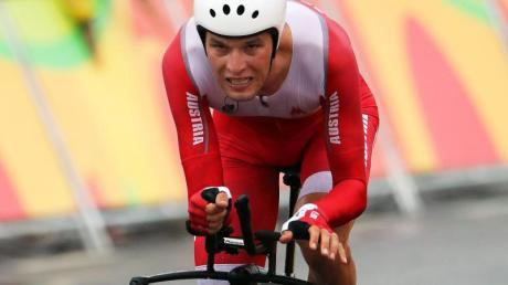 Wegen Dopings angeklagt: Georg Preidler. Foto: Alejandro Ernesto/epa