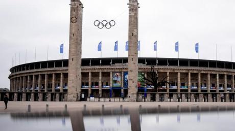 Schon einmal Schauplatz der Olympischen Spiele: Das Berliner Olympiastadion.