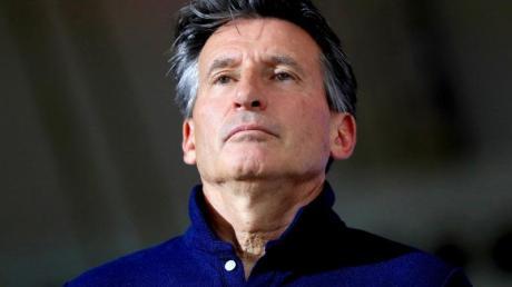 Sebastian Coe, der Präsident des Leichtathletikverbands IAAF, äußerte Zufriedenheit mit der WM.