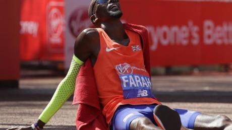 Bestreitet jegliche Dopingvorwürfe: Mo Farah.
