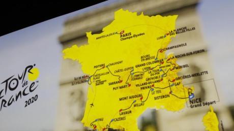 Die Strecke der Tour de France 2020 steht fest.