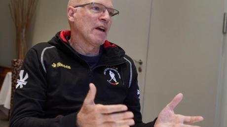 Hat als Hockey-Bundestrainer Maßstäbe gesetzt: Markus Weise gibt ein Interview.