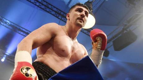 Marco Huck boxt spätestens Ende Januar 2020 gegen den unbesiegten Briten Joe Joyce.