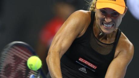Angelique Kerber ist nur noch die Nummer 17 der Tennis-Welt.