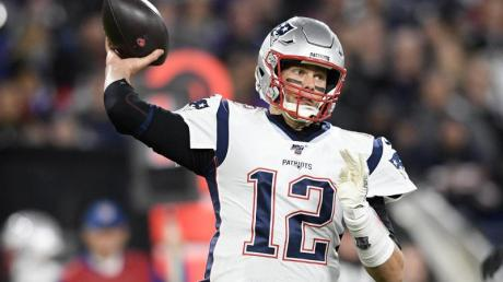 Tom Brady verlor mit den New England Patriots. Foto: Nick Wass/FR67404 AP/dpa