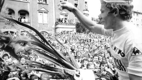 Steht vor seinem 65. Geburtstag: Ex-Radstar Didi Thurau.