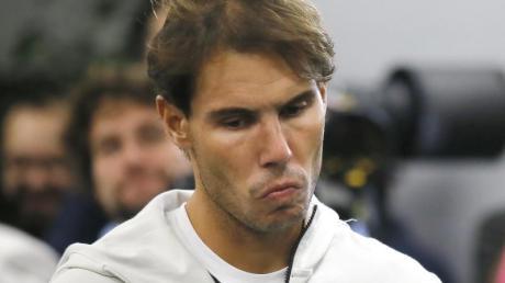 Will bei den ATPFinals in London wieder auf dem Platz stehen: Rafael Nadal.