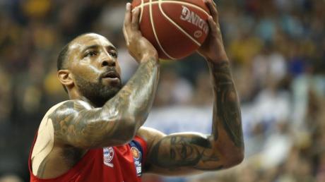 Musste mit den Bayern Basketballern eine Pleite in Istanbul hinnehmen: Derrick Williams.