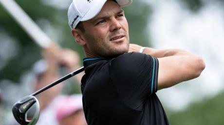 Golfprofi Martin Kaymer kam in Belek bei der Turkish Airlines Open mit 280 Schlägen auf den geteilten 38. Rang. Foto: Sven Hoppe/dpa