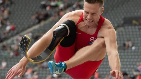 Gewann auch bei seinem elften Großereignis Gold: Markus Rehm.